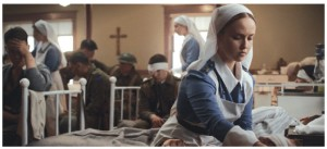 Historica Canada's new Heritage Minute, pictured here, pays tribute to the heroism of military nurses.