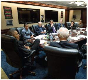 U.S. President Barack Obama convenes a National Security Council meeting on Cuba in the Situation Room of the White House. (Photo: Pete Souza (White House))