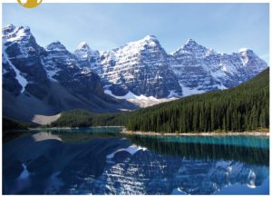 Valley of the Ten Peaks and Moraine Lake, Banff National Park, Canada. (Photo: Swiatoslaw Wojtkowiak)