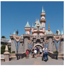 Disneyland in Anaheim, California, celebrates its 60th anniversary in 2015.  (Photo: Tuxyso)