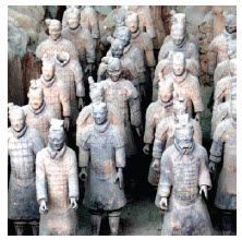 The Museum of Qin Terracotta Warriors and Horses features the last century's most significant archeological excavation. (Photo: Ingo Staudacher)