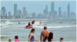 Gold Coast is a modern city edged by magnificent beaches and great surfing. (Photo: © Lucidwaters | Dreamstime.com )