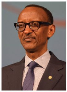 Rwandan President Paul Kagame is now approaching the end of his second seven-year term. (Photo: Veni Markovski)