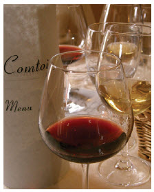 Some speculate that the French stay thin because of the health benefits of wine and cheese.