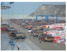 Gawadar is Pakistan's deep-sea port. (Photo: Edgar Jiménez)