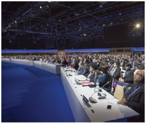 Paris reaffirmed in December the goal to keep global warming to below 2C. (Photo: UN photo)