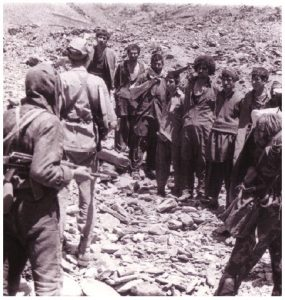 """""""The West stepped on the same rake in Afghanistan during the 1980s when the CIA trained and equipped mujahedeens to fight the Soviet Army — only to face them two decades later, reincarnated as al-Qaeda,"""" the ambassador said. Shown here is Afghanistan during that time. (Photo: Credit: E. Kuvakin)"""
