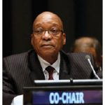A majority of South African citizens now believes that Jacob Zuma, above, routinely ignores the legislature and the judiciary. (Photo: UN photo)