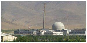 A heavy water reactor in Arak, Iran.  (Photo: Nanking2012)