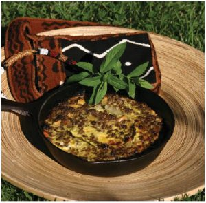 Bobotie is a well-known spicy and sweet South Africa dish made of minced meat and bread. (Photo: Larry Dickenson)