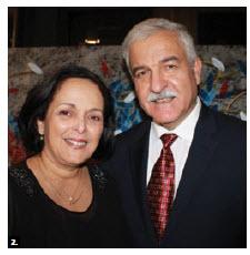 Cuban Ambassador Julio Antonio Garmendia Pena and his wife, Miraly Gonzalez, hosted a national day reception at Lansdowne Park. (Photo: Ülle Baum)