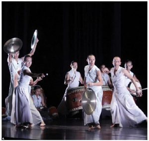 The Taipei Economic and Cultural Office hosted a performance of The Sword of Wisdom at the National Arts Centre. (Photo: Sam Garcia)