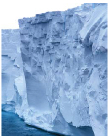 One of the effects of climate change on the oceans will be higher sea levels as many glaciers melt and release their water. (Photo: Michael Van Woert, U.S. National Oceanic and Atmospheric Administration)