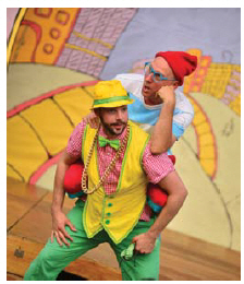 A Company of Fools does theatre in the park between July 4 and August 20. (Photo: Company of Fools)