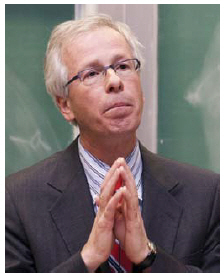 """Stéphane Dion has described the guiding principle of Liberal foreign policy as """"responsible conviction."""" (Photo:  Grant Oyston)"""