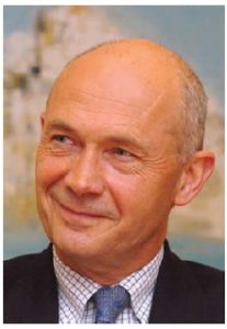 Pascal Lamy, of the World Trade Organization, encourages a more benevolent model of globalization. (Photo: World Trade Organization)