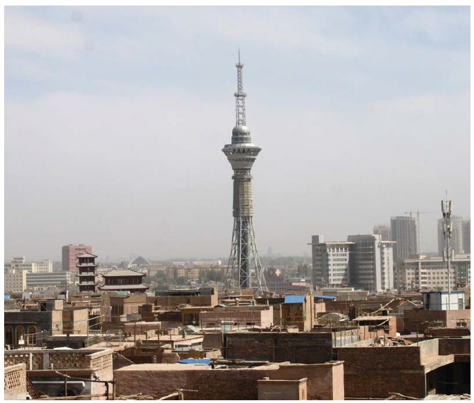 Kashgar, modern and ancient, attracted more than a million tourists in the first half of 2016 with its unique style, fascinating ethnic cultures and cuisine.  (Photo: Ülle Baum)