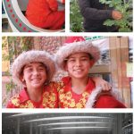 From top left to bottom: A worker is busy at a factory of the Urumqi-based Goldwind Science & Technology Co. Ltd., the world's largest wind turbine manufacturer. It exports to 17 countries. • A woman grows watermelons in a Gobi desert greenhouse. • Two members of the Kashgar Acrobatic Group are all smiles after a colourful street performance in the Old City of Kashgar. • Cleaners walk through the newly opened Urumqi High-Speed Train Station in the Capital of Xinjiang, Uyghur Autonomous Region, in the northwest corner of China. The station opened in July 2016. (Photos: Ülle Baum)