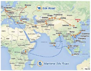 The Silk Road Economic Belt Initiative also has a maritime component, known as the 21st Century Maritime Silk Road. Both projects stand to benefit nearly half of the world's population.