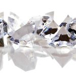 Diamonds: Business and glamour