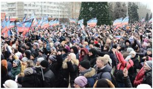 After toppling a pro-Russian regime, the Kyiv protest resulted in Russia taking over Crimea and waging war in east Ukraine. (Photo: Andrew Butko)