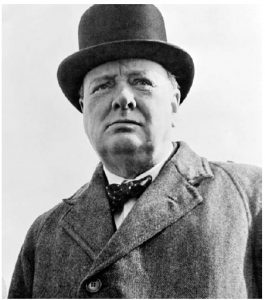Winston Churchill regularly penned long pieces for newspapers in Britain in exchange for badly needed cash, according to David Lough, author of No More Champagne: Churchill and his Money. (Photo: Library of Congress)