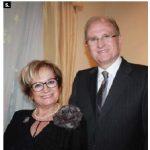 Portuguese Ambassador Jose Fernando Moreira da Cunha and his wife, Lurdes, hosted a national day reception at their residence. (Photo: Ülle Baum)