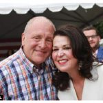 U.S. Ambassador Bruce Heyman, and his wife, Vicki, hosted a July 4 party for thousands of guests. (Photo: Ülle Baum)