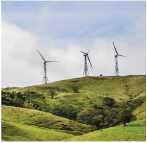 Last year, 99 per cent of Costa Rica's electricity was generated by renewable sources, including hydro, solar, geothermal and wind power. (Photo: © Diegocardini | Dreamstime.com)