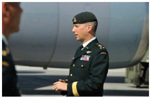 Lt.-Gen. (ret'd) Andrew Leslie served in the Canadian Forces for 35 years, including in the former Yugoslavia and Afghanistan. (Photo: Combat Camera)