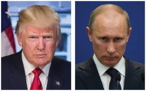 Perhaps the most dramatic change in foreign policy under U.S. President Donald Trump is the turnaround in attitudes towards Russia and Russian President Vladimir Putin. (Photo: White House/ © Frédéric Legrand | Dreamstime.com)