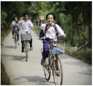 Vietnam's basic literacy and numeracy skills have helped Vietnamese workers transition from low-productivity agricultural jobs to non-farm jobs. (Photo: © Simon Hack | Dreamstime.com)