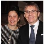 Finnish Ambassador Vesa Ilmari Lehtonen and his wife, Pirjetta Julia Manninen, hosted an independence day reception at their residence. (Photo: Ülle Baum)