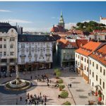 Bratislava's charming Old Town is compact in size and walker-friendly, which makes exploring it on foot easy and enjoyable. (Photo:Department of Tourism of the Ministry of Transport and Construction of the Slovak Republic)