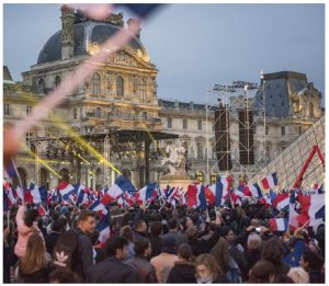 The election of Emmanuel Macron as France's new president has somewhat eased fears that Europe is about to lurch to the far right and tear itself apart, writes Fen Hampson. (Photo: © Albertophotography | Dreamstime.com)