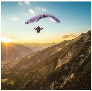 Why paraglide anywhere else when you can do it here, in France's Haute Alpes? (Photo: TRISTAN CHU)