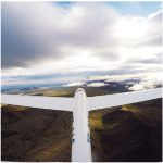 This glider, on one of Happy World's tours (happyworld.is) is travelling over the lavafields and geothermal areas just outside Reykjavik. (Photo: www.happyworld.is )