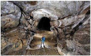 The Arrikrutz Cave in the Basque country of Spain is among the world's most spectacular. (Photo: Roberto F. Garcia - www.espeleofoto.com)