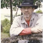 Columnist George Fetherling at Plain of Jars.