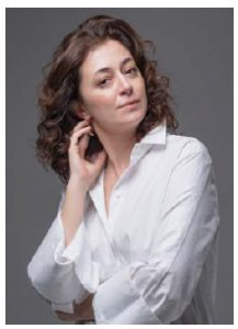 Author Ece Temelkuran is a courageous reporter and novelist from Turkey. (Photo: Muhsin Akgun)