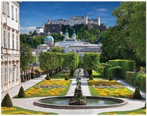 The beautiful Mirabell Gardens are worth a visit when in Salzburg, writes Austrian Ambassador Stefan Pehringer. (Photo: © Österreich Werbung, Photographer: Julius Silver)