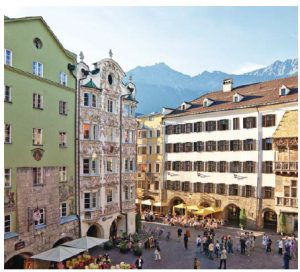 The Old Town in Innsbruck is full of worthwhile museums, all within five minutes of each other. (Photo: © Innsbruck Tourismus, Photographer: Rainer Fehringer)