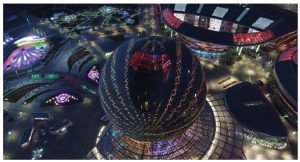 Nur Alem, Kazakhstan's breath-taking central pavilion at EXPO, which ran from June until September this year, will now be turned into a science museum. Several entries at EXPO's best practices pavilion took innovation to new heights. (Photo: EXPO 2017)