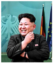 North Korean ruler Kim Jong-un continues to antagonize the world with his ballistic missile tests, the most recent of which he claimed had intercontinental range. (Photo: Flickr, Driver photographer)