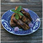 Margaret Dickenson's Vietnamese Quick-Skillet Barbecued Ribs (Photo: larry dickenson)