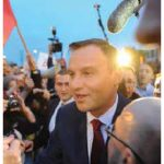 Our writer predicts Polish President Andrzej Duda, shown here, will succeed in altering Jaroslaw Kaczynski's Law and Justice Party's illiberalist agenda. (Photo: Debata prezydencka)