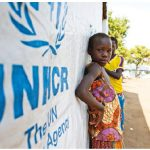 This child is at the Imvepi Refugee Settlement in the Arua district in northern Uganda. (Photo: un Desa / UN Photo)