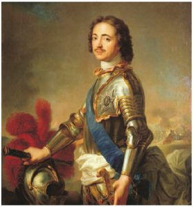 Peter the Great's absolutist monarchy of Russia lasted until the Revolution in 1917. (Photo:  Arkhangelskoye Palace)