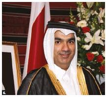 Qatari Ambassador Fahad Mohamed Y. Kafoud hosted a national day reception at the Fairmont Château Laurier. (Photo: Ülle Baum)