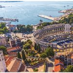 The sea, sun and culture abound in Croatia